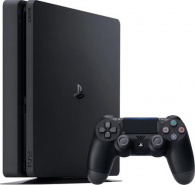 Sony Playstation 4 Slim 500GB Black (PS4)