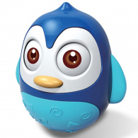 Kývajúca sa hračka Bayo tučniak blue BAYO