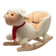 Hojdacia hračka s melódiou PlayTo ovečka PLAYTO