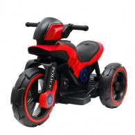 Detská elektrická motorka Baby Mix POLICE červená BABY MIX