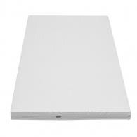 Detský penový matrac New Baby MIMI KLASIK 120x60x5 biely NEW BABY