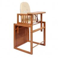 Buková stolička New Baby Victory - prírodná NEW BABY