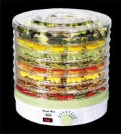 BRAVO Sušička potravin Regula MAXI  B-4634, 8ks plat, 250W, termostat  35-70°C