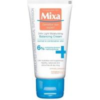 Lehký vyvažující hydratační krém 6% 50 ml Mixa