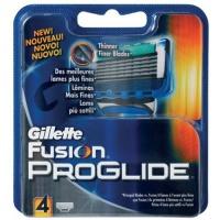 Náhradní hlavice Gillette Fusion Proglide 4 ks Gillette