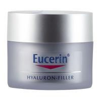 Intenzivní vyplňující noční krém proti vráskám Hyaluron-Filler 50 ml Eucerin