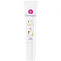 Oční gel proti otokům, únavě a kruhům pod očima (Eye Gold Gel) 15 ml Dermacol