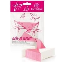 Houbičky na make-up ve tvaru trojúhelníku 4 ks Dermacol