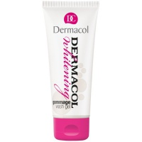 Mycí gel s mikroperličkami Whitening (Gommage Wash Gel)100 ml Dermacol