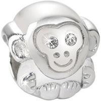 Morellato Ocelový přívěsek Drops Little Monkey SCZ290