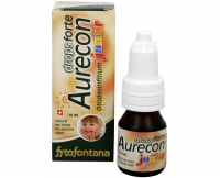 Herb Pharma Aurecon ušní kapky Junior Forte 10 ml