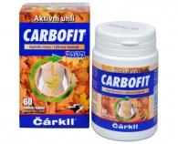 Dacom Pharma Carbofit - aktivované rostlinné uhlí 60 tob.