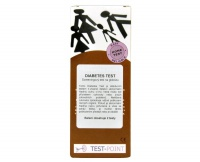 MiraTes Diabetes test 2 ks
