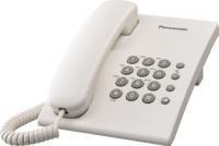 KX-TS500FXW Panasonic - jednolinkový telefon bez displeje, bílý