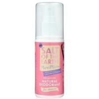 Přírodní deodorant ve spreji Salt of the Earth Pure Aura 100 ml Ostatní
