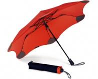 Skládací vystřelovací deštník XS_Metro Red Blunt