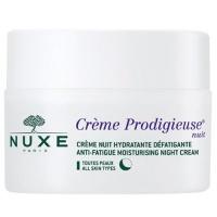 Noční hydratační pleťový krém Creme Prodigieuse Nuit (Anti-Fatigue Moisturising Night Cream) 50 ml Nuxe