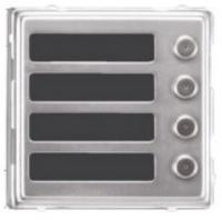 1148/15 Alphatech - NUDV NC modul 4x tlačítko - pod řídící modul