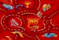 Dětský koberec The World of Cars 10
