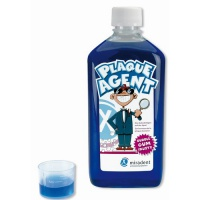 Ústní voda pro děti pro detekci plaku Plaque Agent 500 ml Miradent