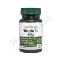 Natures Aid Ltd. Vitamín B12 (1000mcg) tbl.90 - sublingvální