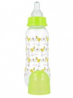 Fľaša s obrázkom Akuku 250 ml zelená AKUKU