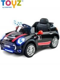 Elektrické autíčko Toyz Maxi čierne TOYZ