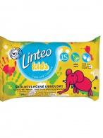 Vlhčené obrúsky Linteo Baby Kids 15ks Linteo