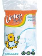 Jednorazové podbradníky Linteo Baby 10ks Linteo
