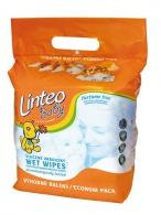 Vlhčené obrúsky Linteo Baby 6x70 ks Parfume Free Linteo