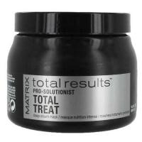 Maska pro poškozené vlasy Total Results Pro Solutionist (Total Treat Mask) 500 ml Matrix