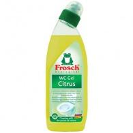 Frosch Citrusový WC gel 750 ml