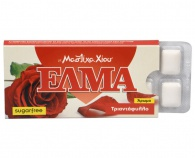 Mastic Life ELMA Rose Chewing Gum 10 ks
