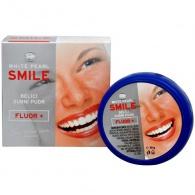 Bělící zubní pudr SMILE Fluor+ 30 g VitalCare