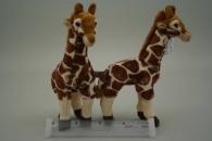 Plyš Žirafa