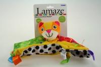 Lamaze Mazlící dečka kočička