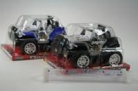 Jeep policie setrvačník