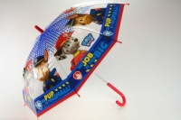 Deštník Paw Patrol průhlený vystřelovací