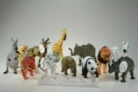 Safari  22-30cm 12 /cena KUS ( iba komplet balenie )