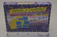 Hra el. Sčítání a odčítání do 20
