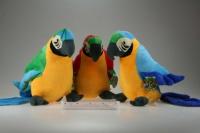 Plyš Papoušek 35cm