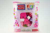 Mega Bloks FB Big Building Bag Girls (60) DCH54