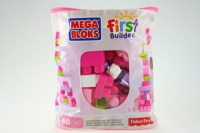 Mega Bloks FB Big Building Bag Girls (60) DCH54 TV 1.2.-30.3.