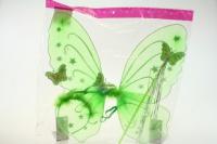Křídla zelená