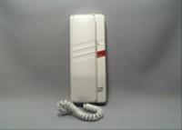 4FP21051.201 Tesla - DT 93 Domácí telefon bílý 4+n