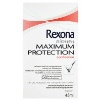 Tuhý deodorant Women Maximum Protection Confidence 45 ml Rexona
