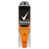 Antiperspirant ve spreji Men Motionsense Adventure 150 ml Rexona