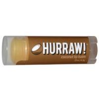 Balzám na rty s výtažkem z kokosu (Coconut Lip Balm) 4,3 g Hurraw!