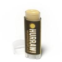Balzám na rty s ochranou SPF 15 (Sun SPF 15 Lip Balm) 4,3 g Hurraw!