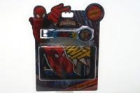 Peněženka a hodinky Spiderman